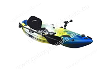 Kayak de Pesca Cruz Galaxy (Tropical): Amazon.es: Deportes y ...