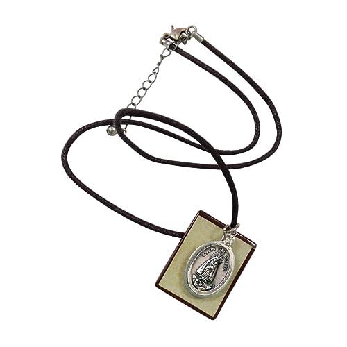Gifts by Lulee, LLC Caridad del Cobre Collar de Cordón ...