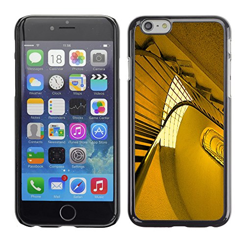 """Premio Sottile Slim Cassa Custodia Case Cover Shell // F00021326 escaliers ronds // Apple iPhone 6 6S 6G 4.7"""""""