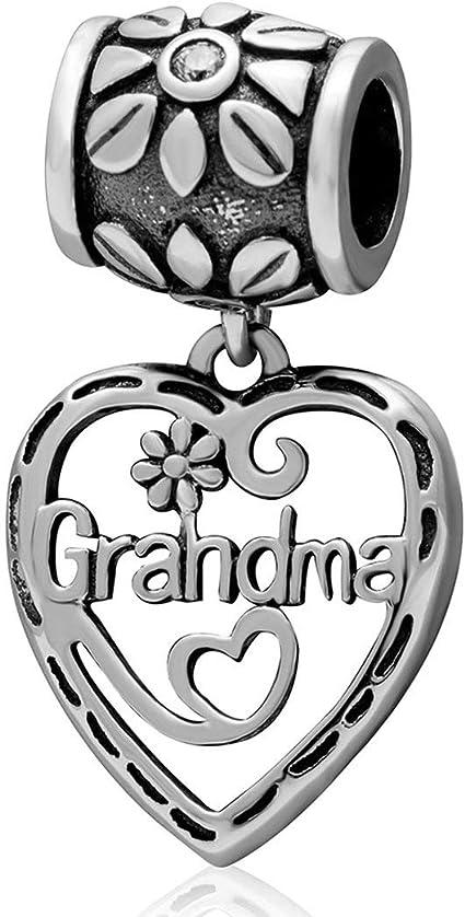 pandora charm grandma