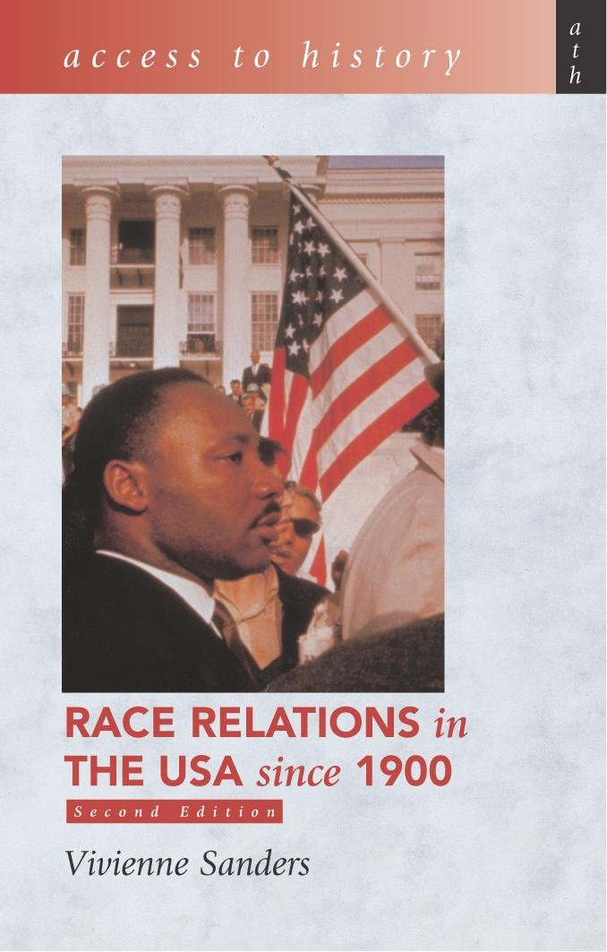 Download Race Relations in the USA since 1900 (Access to History) pdf epub
