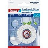 TESA 77744-00001-00 Cinta doble cara para colgar en azulejos y metal