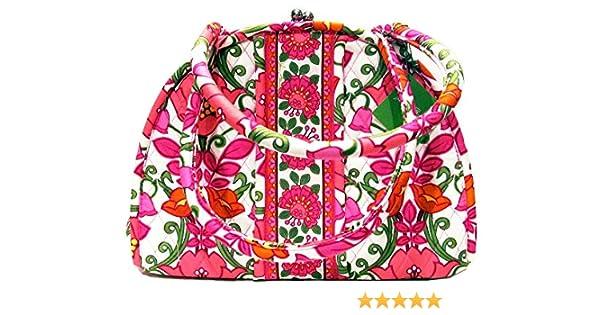 Vera Bradley Eloise in Lilli Bell  Handbags  Amazon.com 50ed9e1514f61