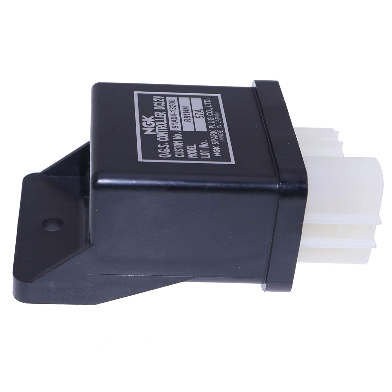 Friday Part 12V Relay 91A04-13200 Compatible with Mitsubishi /& Caterpillar Forklift