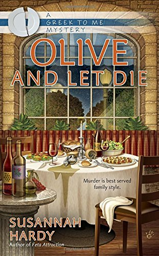 Book Cover: Olive and Let Die