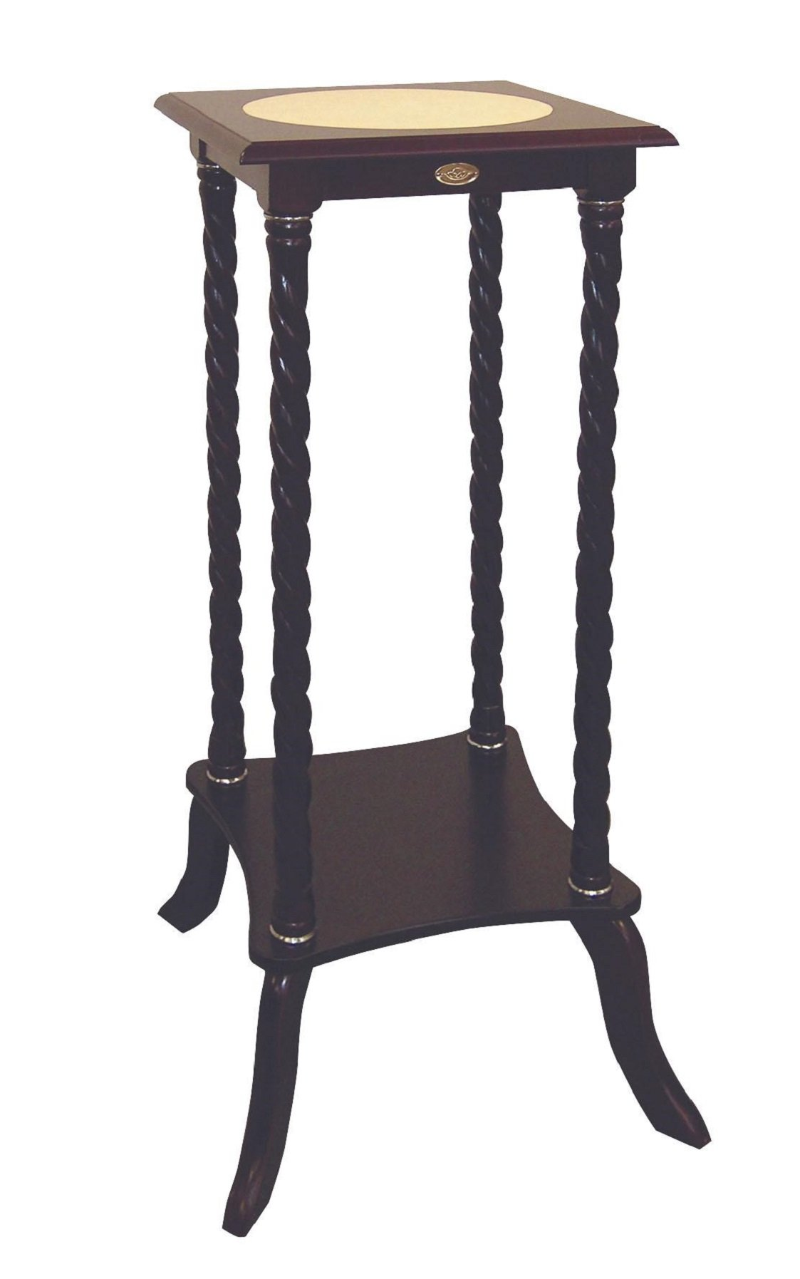 Frenchi Furnisure H-329 plant Stand in Cherry