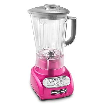 kitchenaid 5 speed blender with polycarbonate jar. Interior Design Ideas. Home Design Ideas