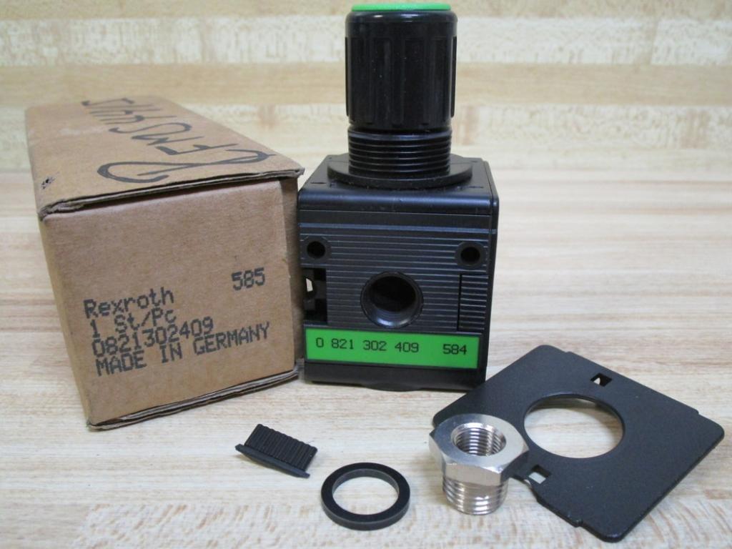 Rexroth Bosch 821302409 Regulator 0 Amazon Com Industrial Scientific
