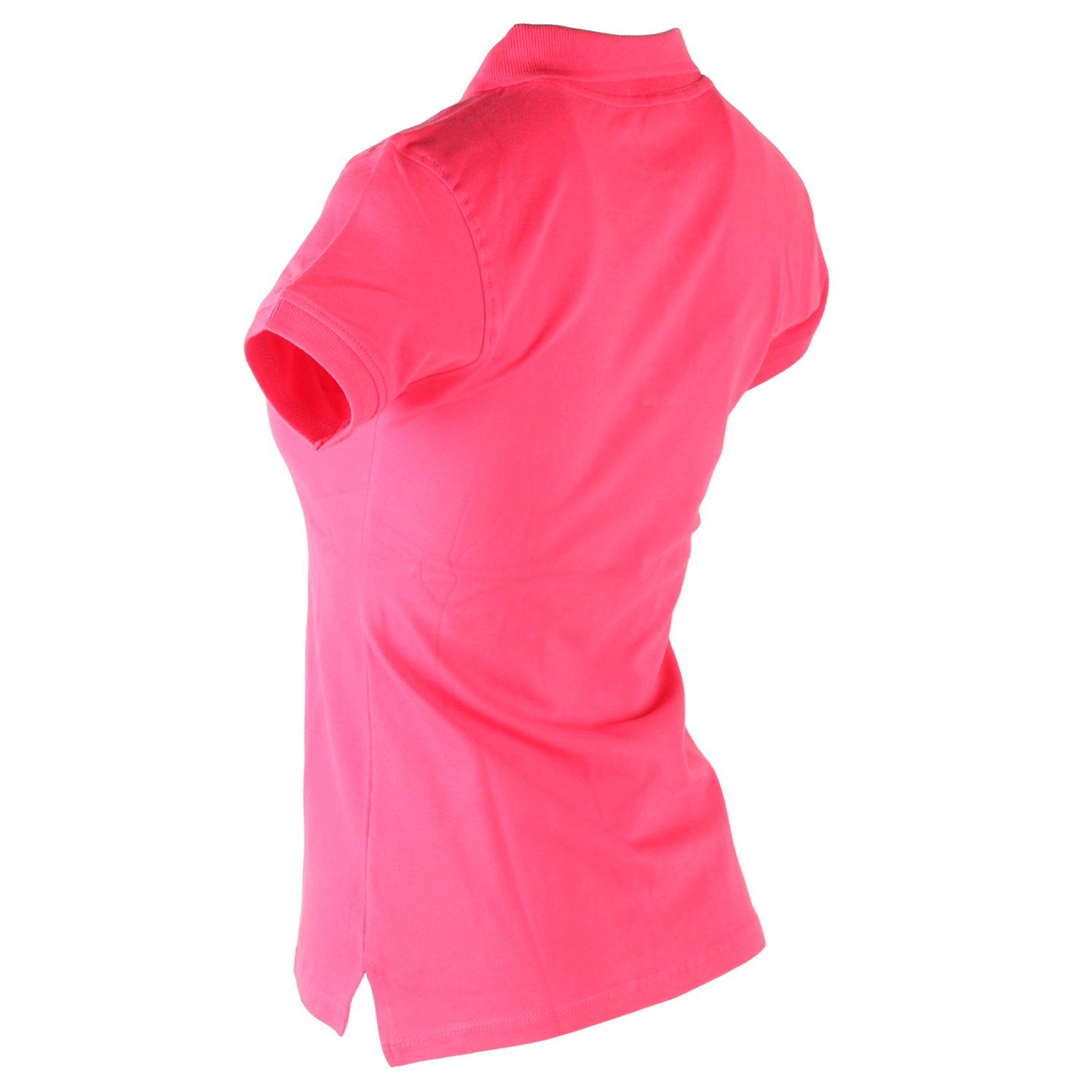 Armstce Womens Spandex Relax Fit Polo Shirts At Amazon Womens