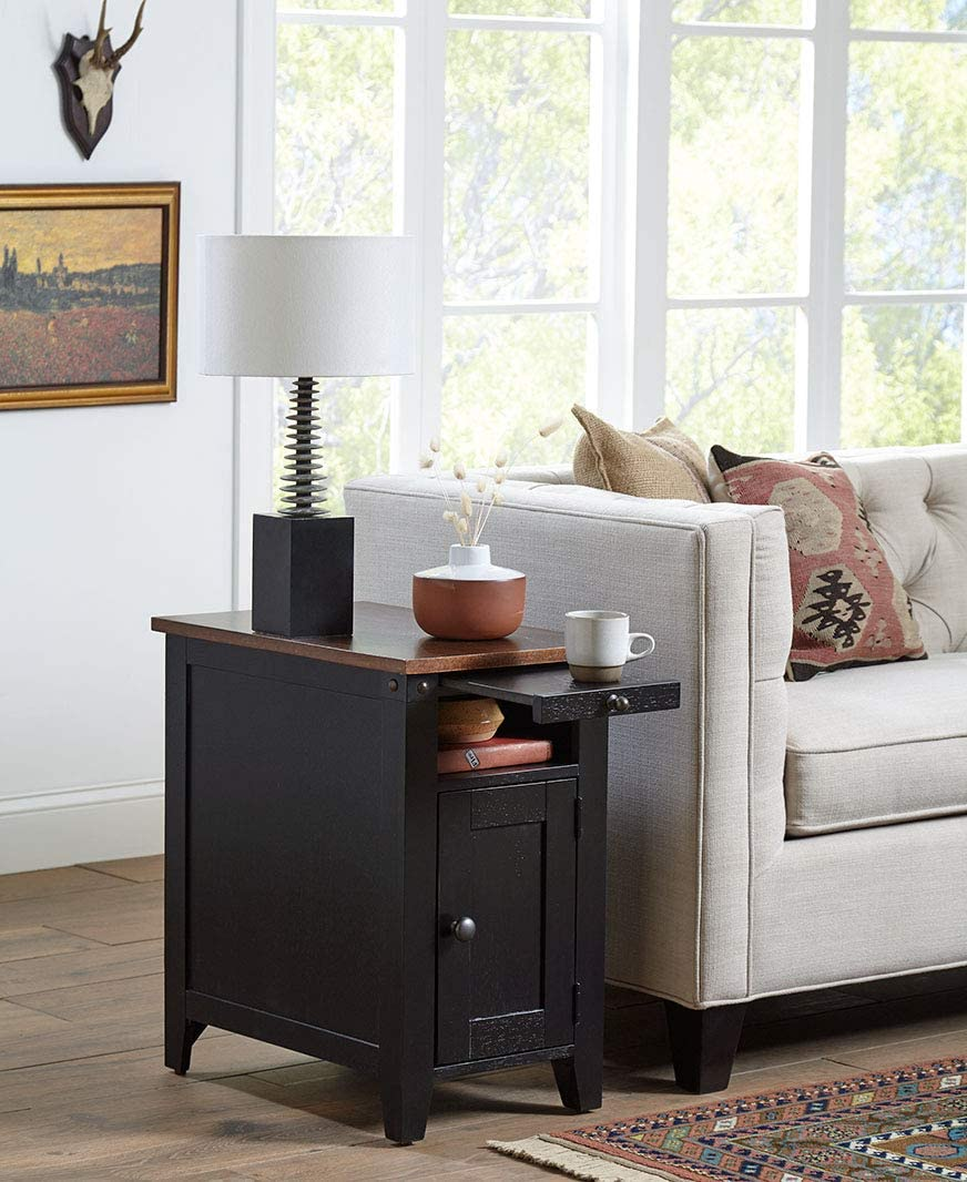 Martin Furniture Dakota Table, Black