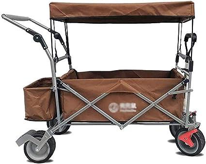 QXTT Carretilla Plegable para Camping Carrito Carro Plegable ...