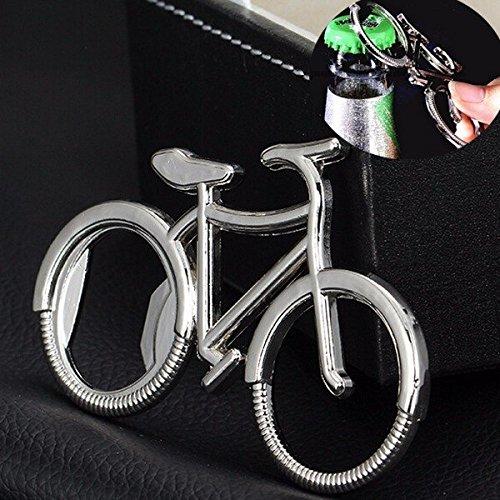 Compra Bluelover Bicicleta Portátil Creative Botella Cerveza ...