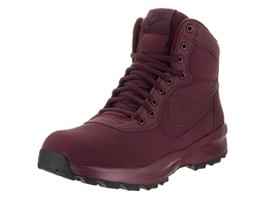 Mens Manoadome Night Maroon/Night Marron Boot 11.5 Men US