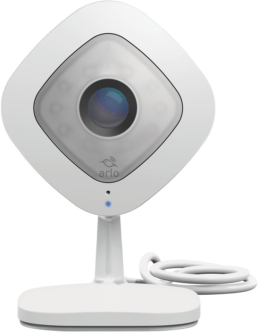 Arlo Q by NETGEAR –  1080p HD Security Camera | 2-way audio | Indoor only | No base station required (VMC3040) by NETGEAR