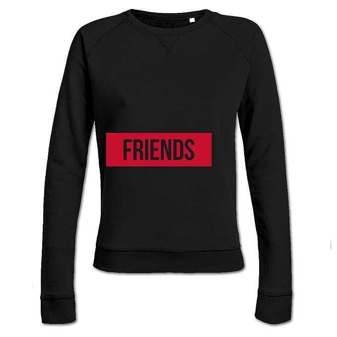 Shirtcity Sudadera de Mujer Best Friends 2 by: Amazon.es: Ropa y accesorios