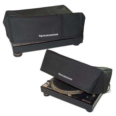 Technics Protector antipolvo para plato de tocadiscos para SL-1200 ...