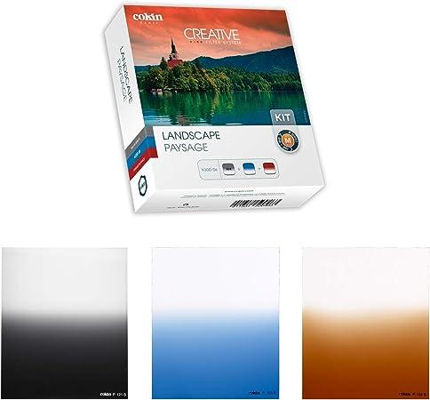 Cokin H300 06 P Series Landscape Filter Kit Amazon Co Uk Camera Photo