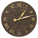 Artisan 16-in Indoor Outdoor Wall Clock - 02168