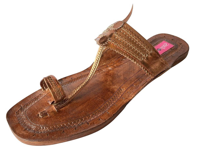 high quality Step n Style Indian Handmade Leather Kolhapuri