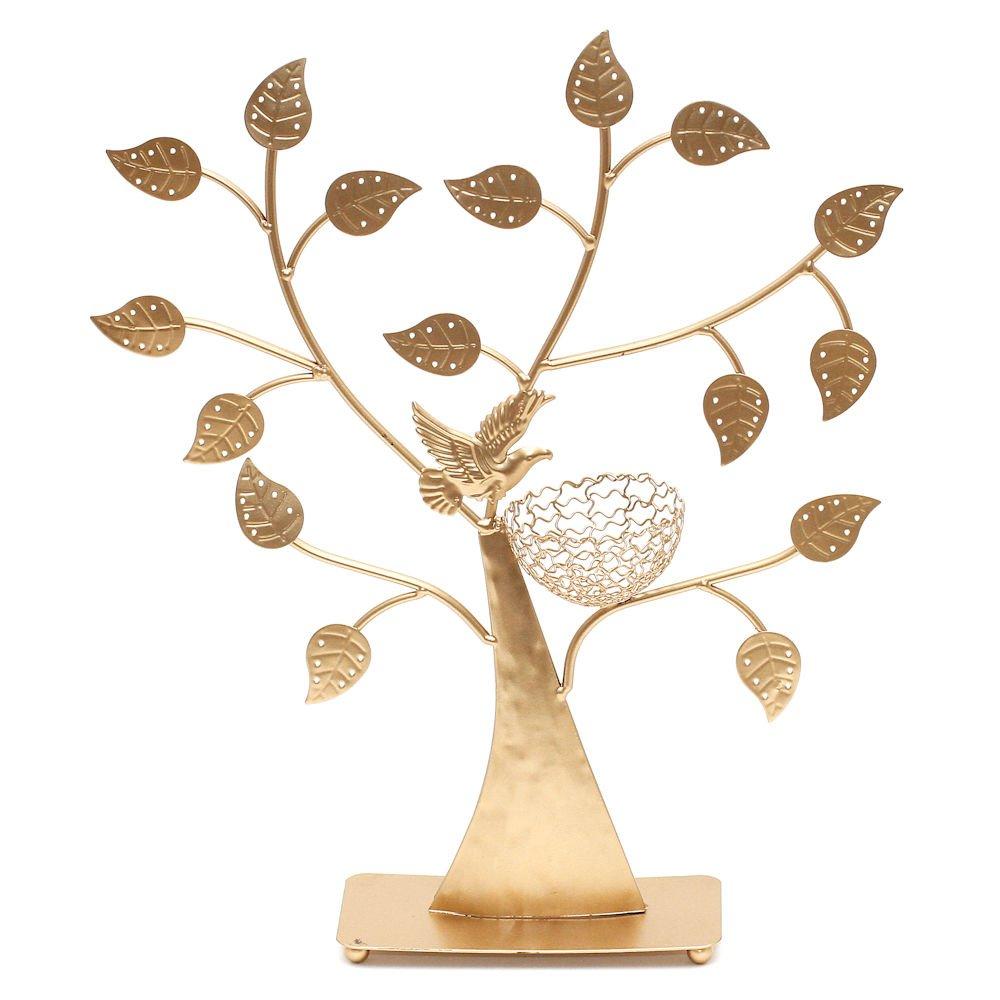 porta joias e suporte de bijuterias com o formato de rvore mat ria inc gnita inova o e. Black Bedroom Furniture Sets. Home Design Ideas