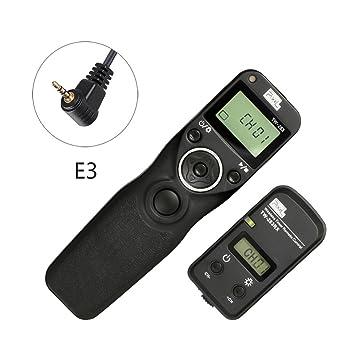S2 Cámara Disparador Remoto Cable Cable Para SONY A58 NEX-3NL A7 A7R A6000