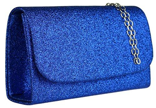 femme Bleu Handbags Girly Roi Pochettes Etxq0wYwB