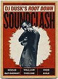 DJ Dusk's Root Down Soundclash