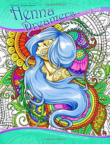 Download Henna Dreamers Coloring Book PDF