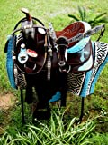 "15"" Western Cordura Trail Barrel Pleasure Horse SA..."