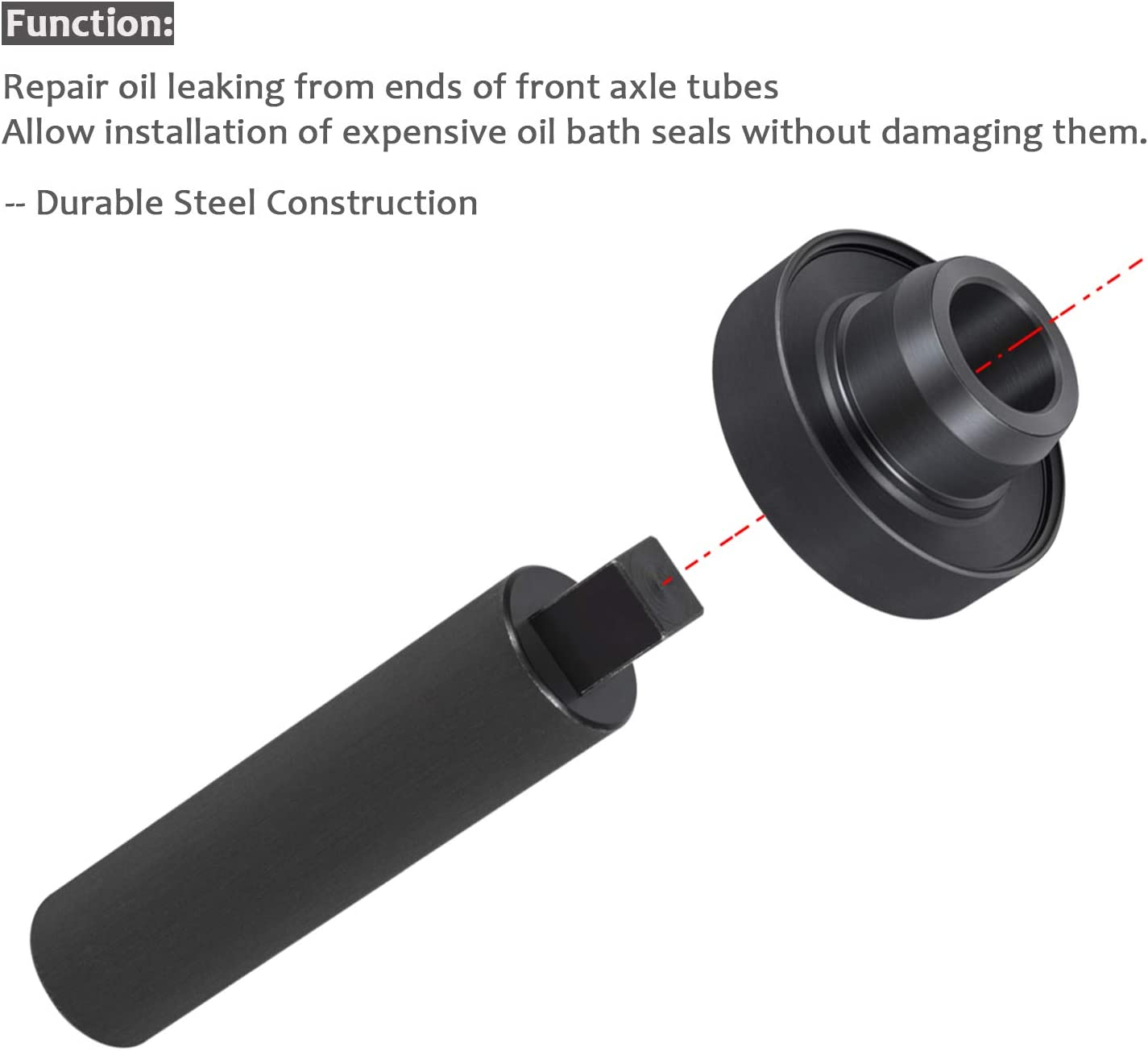 Tools & Equipment Yoursme Inner Axle Seal Installer for Ford Super ...
