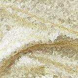 AMAZLINEN(TM) Premium Quality Glitz Sequin Table Runner For Wedding And Event -14