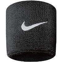 Nike Swoosh Noir Bandes Poignet
