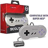 "Hyperkin ""Scout"" Premium Controller for SNES"