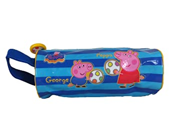 Peppa Pig Pencil Case Rounded Amazon Co Uk Toys Games