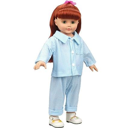 """Nuevo Nacido bebé muñeca trajes 16 – 18 """"bebé Pelele de ropa para muñecos"""