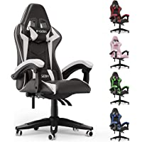 Gaming Chair Office Chair (Black)