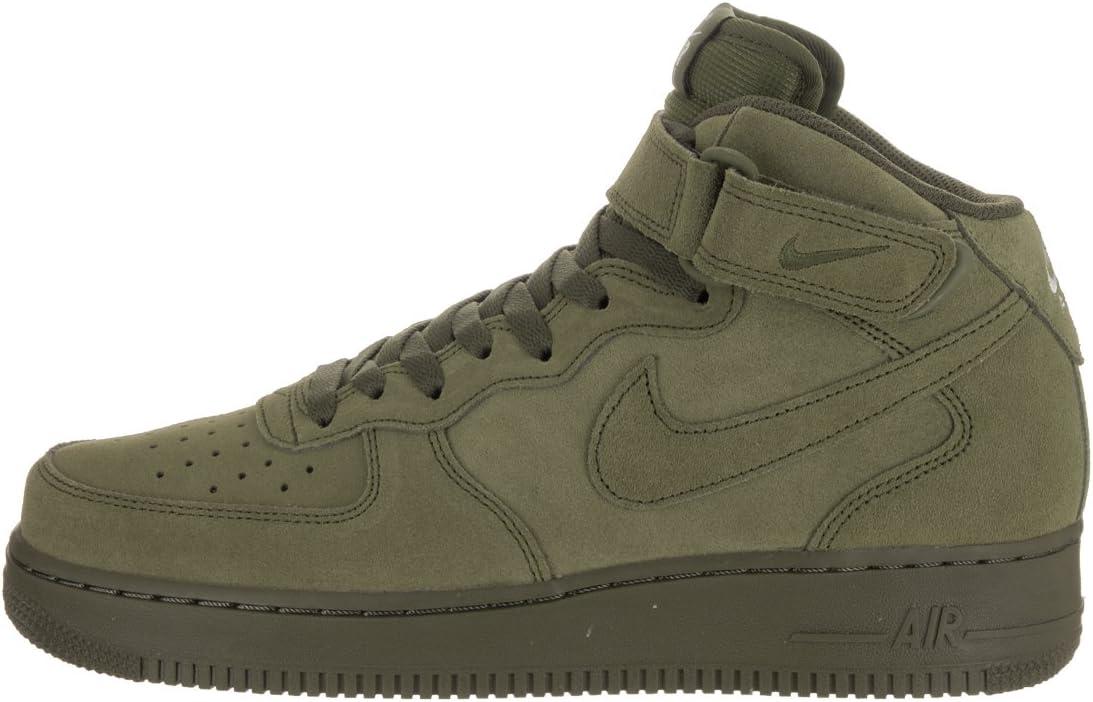 Nike Scarpe Air Force 1 Mid 07, Legion GreenLegion Green