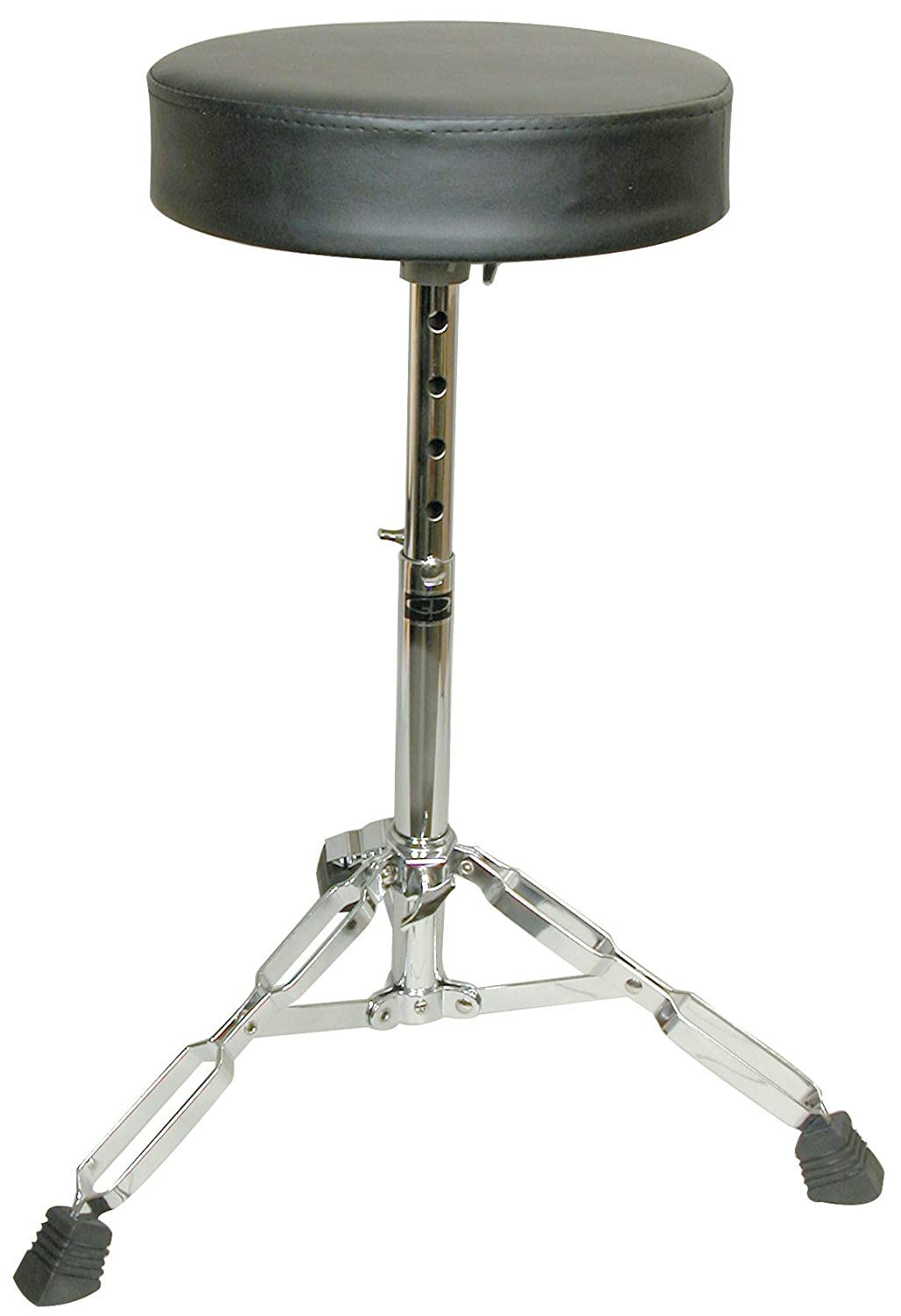 GP Percussion D250 Double Braced Drummer's Throne M & M Merchandisers Inc
