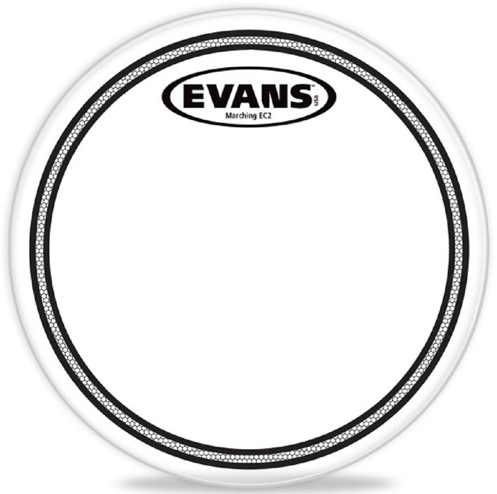 Evans Heads TT06MEC2S 6-Inch Marching Tom Tom Drumhead D'Addario &Co. Inc