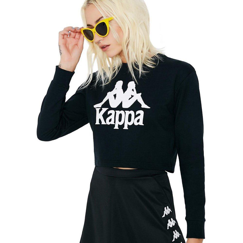 Felpa Kappa Donna Sport Amazon it E Hamble Tempo Libero 11anqrxvw