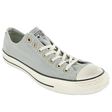 2806d46b1b0b CONVERSE Men s All Star Ox Sneaker (Oyster Gray 9.0 ...
