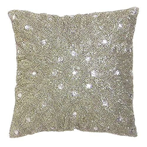 cover pillow fantasic green reversible amazon magic throw com slp case mermaid pillows sequin black tailor fun play cushion