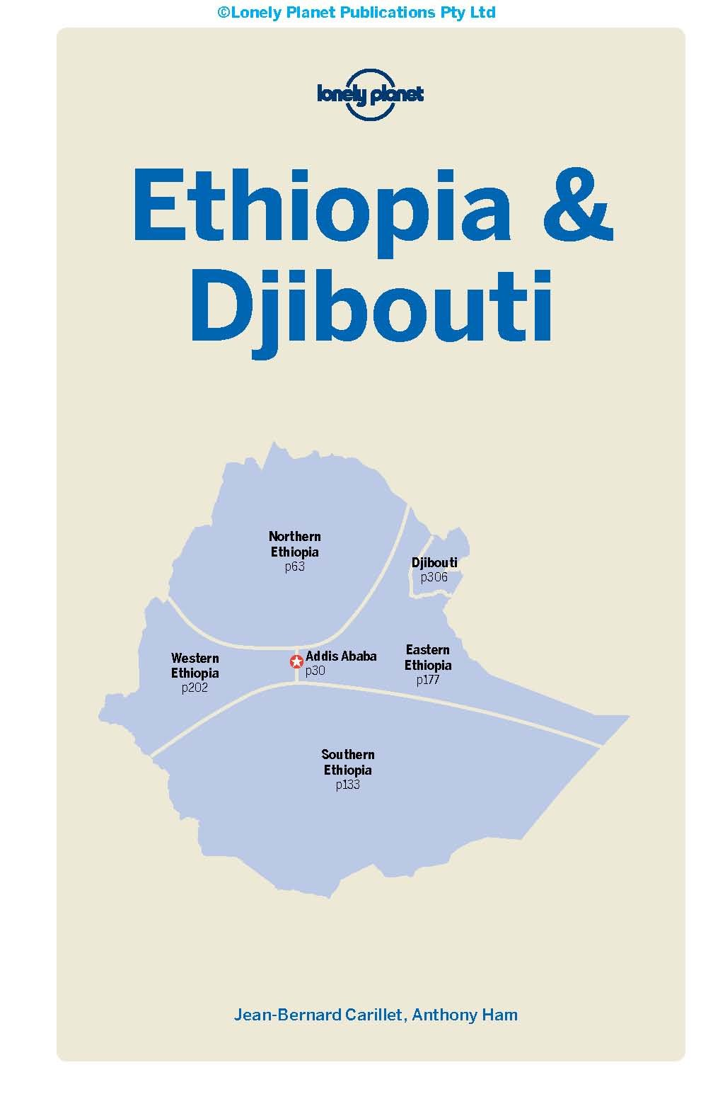Lonely Planet Ethiopia & Djibouti (Travel Guide): Lonely