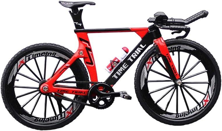 Ganquer 1:10 Aleación de Zinc Modelo de Bicicleta de pie Libre ...