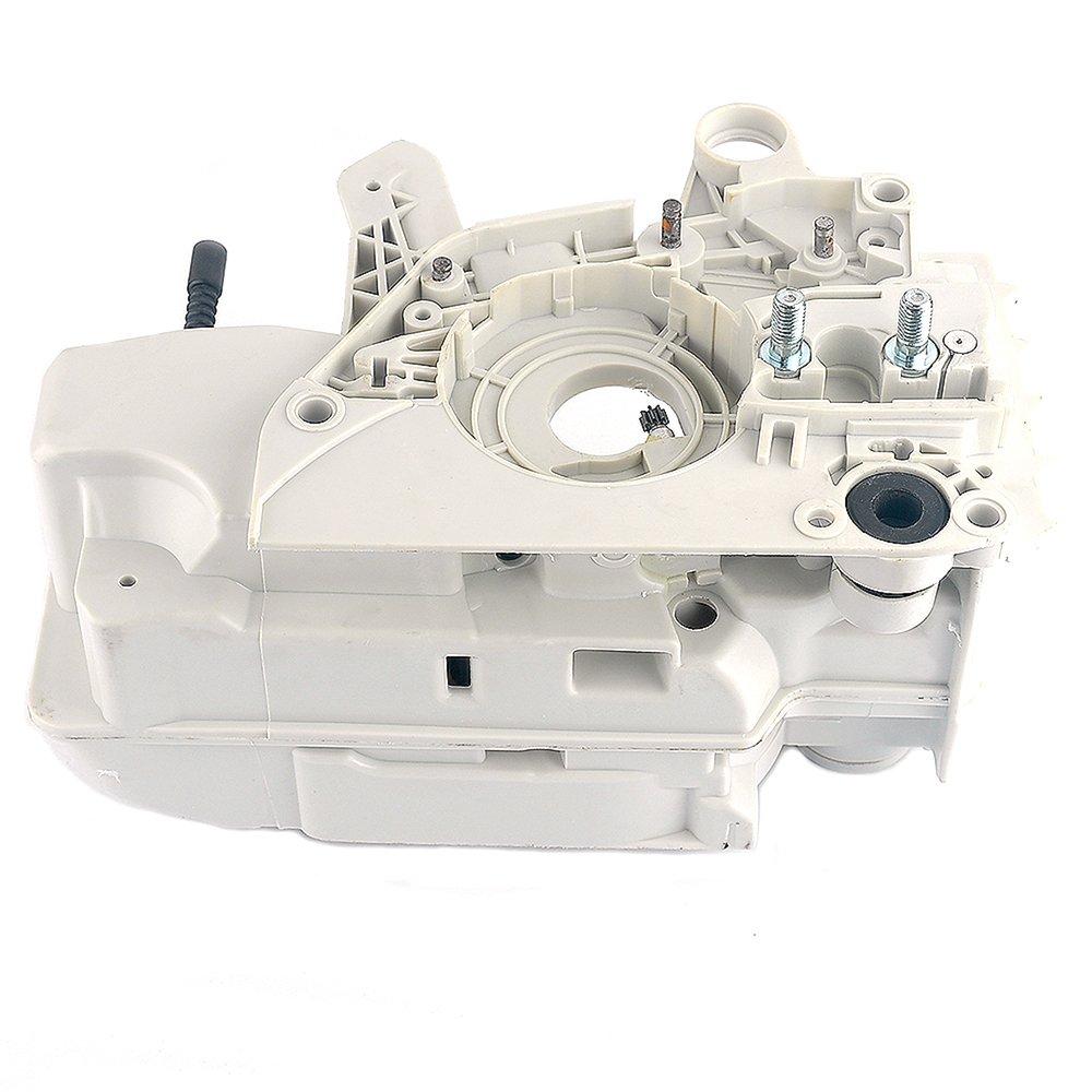 Savior Oil Fuel Gas Tank Crankcase Engine Housing for STIHL MS230 MS250 023 025 Chainsaw Parts by Savior