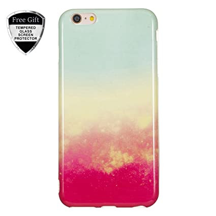 DShine Funda iPhone 6S Plus/iPhone 6 Plus + Protector ...