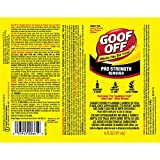 Goof Off FG661 Professional Strength Remover, 6 oz