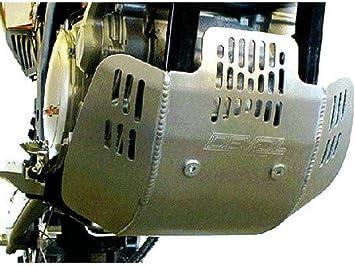 Kawasaki KX250 DEVOL GLIDE PLATE Fits
