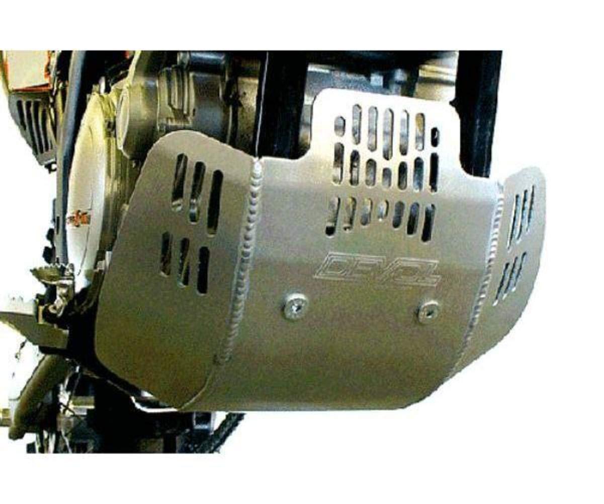 Devol Skid Plate Aluminum for Suzuki RM250 RM 250 01-07