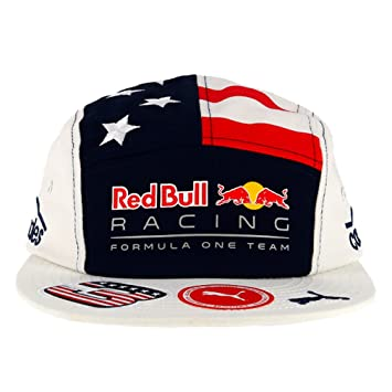 65145105dd5 Red Bull F1 Racing Driver Ricciardo USA Limited Cap Official 2017 ...